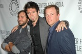 Adam Baldwin Photo - Zachary Levi with Joshua Gomez and Adam Baldwin At the William S Paley Television Festival Featuring Chuck Arclight Cinemas Hollywood CA 03-18-08
