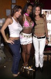 Coco Johnson Photo - Brooke Morales Coco Johnson and Katie Lae at the Launch Party for Bench Warmer Trading Cards the first trading cards to feature beautiful women Barfly West Hollywood CA 10-04-02