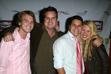 Alex Ali Photo - Patrick Vaughn and Lynn Warren with Alex Ali and Bianca SmithAt the Meghan Fashion Week Wrap Party Cabana Club Hollywood CA 10-21-05