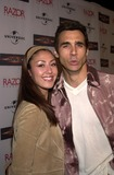 Adrian Paul Photo - Adrian Paul and date at the launch party for the DVD release of Universals The Scoprion King at the Virgin Megastore West Hollywood CA 09-30-02