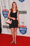 Andrea Bowen Photo - Andrea Bowen at the Gala Opening for National Tour of Movin Out at the Pantages Theatre Hollywood CA 09-17-04