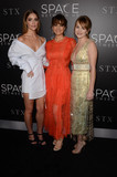 Carla Gugino Photo - Janet Montgomery Carla Gugino Britt Robertsonat The Space Between Us Los Angeles Special Screening Arclight Hollywood CA 01-17-17
