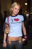 Paris Hilton Photo -  Paris Hilton at the grand openng of ONE SEVEN teen dance club and store Hollywood  Highland 11-30-01