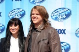 Caleb Johnson Photo - Jena Irene Caleb Johnsonat the American Idol Season 13 Finale Nokia Theater Los Angeles CA 05-21-14