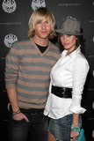 Tiffany Photo - Ashley Parker Angel and wife Tiffanyat Rock And Republic Spring Fashion Show Area West Hollywood CA 10-18-06