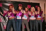 Adrianna Lima Photo - Tyra Banks Adrianna Lima Gisele Bundchen Heidi Klum and Alessandra Ambrosio at Victorias Secret Angels Across America in Los Angeles at Victorias Secret Grove Store Los Angeles CA 11-12-04