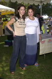Kathy Najimy Photo -  Jennie Garth and Kathy Najimy at the 2nd Annual Worldfest LA Woodley Park Van Nuys 09-30-01
