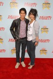 Fivel Stewart Photo - BooBoo Stewart and sister Fivel Stewartat Varietys 3rd Annual Power of Youth Paramount Studios Hollywood CA 12-05-09