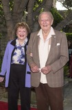 Art Linkletter Photo - Art Linkletter and wife at the 2002 Jimmy Stewart Marathon Griffith Park 04-21-02