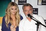 Sam Neill Photo - AnnaLynne McCord Sam Neillat Kia Supper Suite by The Church Key hosts The Creative Coalitions Spotlight Initiativiative Gala Park City Utah 01-23-16
