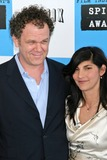 Alison Dickey Photo - John C Reilly and Alison Dickeyat the 2007 Film Independents Spirit Awards Santa Monica Pier Santa Monica CA 02-24-07