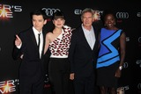Asa Butterfield Photo - Asa Butterfield Hailee Steinfeld Harrison Ford Viola Davisat the Enders Game Los Angeles Premiere Chinese Theater Hollywood CA 10-28-13