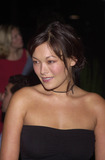 Avant Photo -  LINDSAY PRICE at the InStyle Magazines exhibition of avante-garde artist Bryten Goss work Quixote Studios West Hollywood 06-28-01