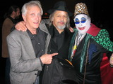 Elvis Presley Photo - Ray Campi Carlos Guitarlos and Count Smokula at the Elvis Presley 70th Birthday Tribute Music Box Theater Hollywood CA 01-08-05