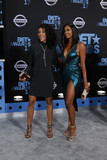 Annie  Ilonzeh Photo - Annie Ilonzeh Claudia Jordanat the BET Awards 2017 Microsoft Theater Los Angeles CA 06-25-17