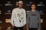 The Chainsmokers Photo - The Chainsmokersat Westwood One Backstage at the American Music Awards Day 2 LA Live Event Deck Los Angeles CA 11-19-16
