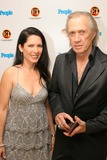 Annie Bierman Photo - Annie Bierman and David Carradine at the Entertainment Tonight Emmy Party Mondrian Hotel West Hollywood CA 09-19-04