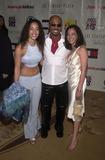 Ashley Williams Photo -  Montel Williams Ashley Williams and Karmela Harris at the 8th annual Race to Erase MS gala Century Plaza Hotel Century City 05-18-01