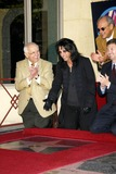 Alice Cooper Photo - Johnny Grant and Alice Cooper at Coopers induction into the Hollywood Walk of Fame Hollywood CA 12-02-03