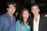 Vincent Spano Photo - Vincent Spano Sandra Oh and Alexander Payne at the 7th Annual Filmmakers Alliance Vision Award Presentation at the Directors Guild of America Los Angeles CA 08-18-04
