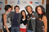 Nick Ryan Photo - Nick Ryan and friends at the Miss Sunset Tan Competition for 2007 Cabana Club Hollywood California 05-05-07