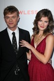 Anna Wood Photo - Dane DeHaan Anna Woodat the Lawless Los Angeles Premiere Arclight Hollywood CA 08-22-12