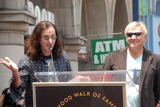 Alex Lifeson Photo - Geddy Lee and Alex Lifesonat the induction ceremony for RUSH into the Hollywood Walk of Fame Hollywood CA 06-25-10