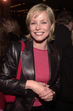 ABBA Photo -  Cheryl Ladd at the premiere of MAMA MIA the musical based on the songs of ABBA Schubert Theater Century City 02-26-01