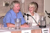 Anne Francis Photo - James Best and Anne Francis who co-starred in the TZ episode Jess-Belle at a Twilight Zone reunion and convention at the Beverly Garland Holiday Inn North Hollywood CA 08-24-02