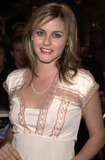 Alicia Silverstone Photo - Alicia Silverstone at the premiere of Waner Brothers Harry Potter and the Sorcerors Stone at Manns Village Westwood 11-14-01
