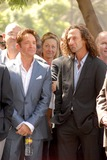 Kenny G Photo - Dave Koz and Kenny G at the ceremony honoring Dave Koz with a star on the Hollywood Walk of Fame Vine Street Hollywood CA 09-22-09