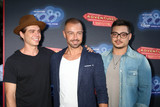 Andrew Lawrence Photo - Matthew Lawrence Joe Lawrence Andrew Lawrenceat the 100th DCOM Adventures In Babysitting LA Premiere Screening Directors Guild of America Los Angeles CA 06-23-16