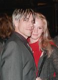 ANTHONY KEIDIS Photo -  Anthony Keidis and date at the premiere of Paramounts Down To Earth at the Chinese Theater Hollywood 02-12-01
