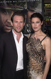 Ryan Haddon Photo - Christian Slater and wife Ryan Haddon at the premiere of MGMs Windtalkers at the Chinese Theater Hollywood 06-11-02