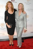 RENEE RUSSO Photo - Rene Russo and Bo Derek at The Heart Touch Projects One Night One Heart tribute dinner Sofitel Hotel Los Angeles CA 05-13-08