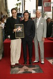 AC Lyles Photo - David Milch with Ian McShane and AC Lylesat the ceremony honoring David Milch with a star on the Hollywood Walk of Fame Hollywood Boulevard CA 06-08-06