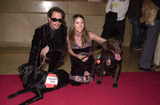 Genesis Photo - AJ McLean and Shannon Elizabeth at the 2002 Genesis Awards presented by the Ark Trust honoring media who have spotlighted important animal issues  Beverly Hilton Hotel 03-16-02