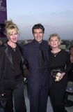 Melanie Griffith Photo - Melanie Griffith Antonio Banderas and Tippi Hedron at the first annual Stella Adler awards Highlands Nightclub Hollywood 06-01-02