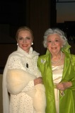 Ann Rutherford Photo - Anne Jeffreys and Ann Rutherford at the Hollywood Entertainment Museums fundraising gala and Johnny Grants 80th Birthday Party Grand Ballroom Hollywood and Highland CA 05-10-03