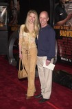 Scott Hamilton Photo - Scott Hamilton and Tracy Robinson at the premiere of Warner Brothers Showtime in Hollywood 03-11-02