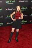 Alyssa Jirrels Photo - Alyssa Jirrelsat the Zootopia Premiere El Capitan Hollywood CA 02-17-16