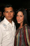 Adam Beach Photo - Adam Beach and wife Taraat the Premiere of Into The Blue Mann Village Westwood CA 09-21-05
