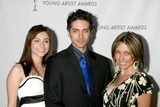 Ali Navarro Photo - Danielle  Josh Keaton and sister Ali Navarro aka Alitzah28th Annual Young Artist AwardsSportsmans LodgeStudio City CAMarch 10 2007