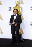Alejandro Gonzalez Inarritu Photo - LOS ANGELES - FEB 28  Alejandro Gonzalez Inarritu at the 88th Annual Academy Awards - Press Room at the Dolby Theater on February 28 2016 in Los Angeles CA