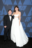 Dakota Johnson Photo - LOS ANGELES - OCT 27  Zack Gottsagen Dakota Johnson at the 11th Annual Governors Awards at the Dolby Theater on October 27 2019 in Los Angeles CA