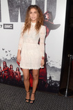 Nadia Hilker Photo - LOS ANGELES - SEP 27  Nadia Hilker at the The Walking Dead Season 9 Premiere Event at the Directors Guild of America on September 27 2018 in Los Angeles CA