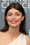 Alessandra Mastronardi Photo - LOS ANGELES - JAN 11  Alessandra Mastronardi at the 23rd Annual Critics Choice Awards at Barker Hanger on January 11 2018 in Santa Monica CA
