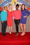 Andrea Boehlke Photo - LOS ANGELES - MAY 24  Tai Trang Andrea Boehlke Cirie Fields Sarah Lacina at the Survivor Game Changers - Mamanuca Islands Finale at the CBS Studio Center on May 24 2017 in Studio City CA