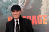 Andrew Lockington Photo - LOS ANGELES - APR 4  Andrew Lockington at the Rampage Premiere at Microsoft Theater on April 4 2018 in Los Angeles CA