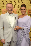Allegra Riggio Photo - LOS ANGELES - SEP 22  Jared Harris Allegra Riggio at the Primetime Emmy Awards - Arrivals at the Microsoft Theater on September 22 2019 in Los Angeles CA